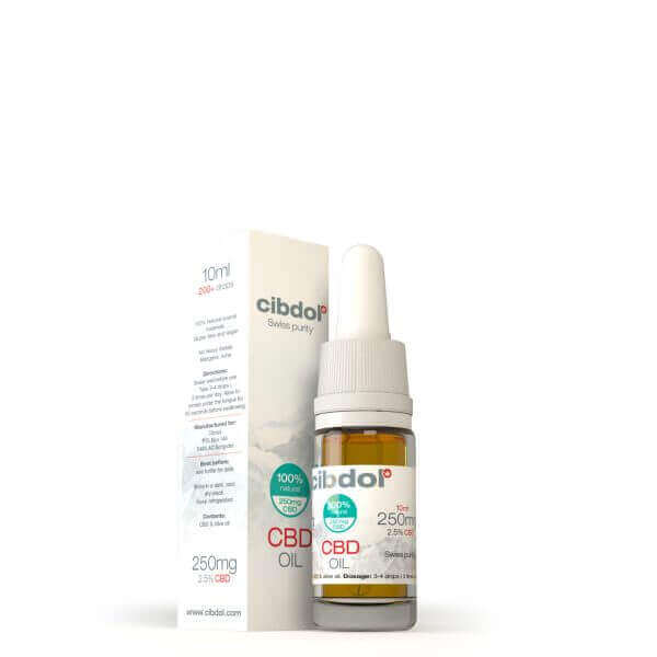 High grade CBD Hemp Oil